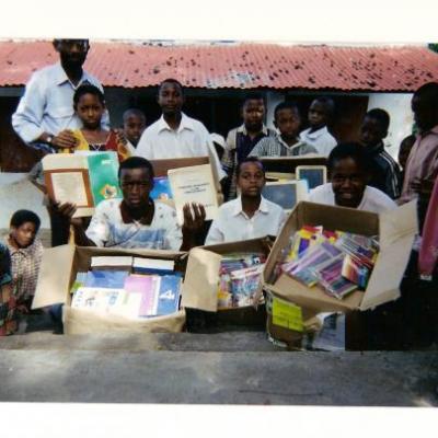 Actions aux Comores