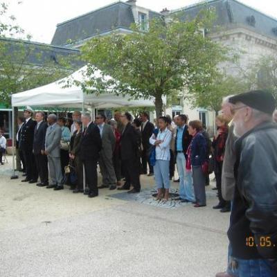 Abolition de l'esclavage 10 mai 2009
