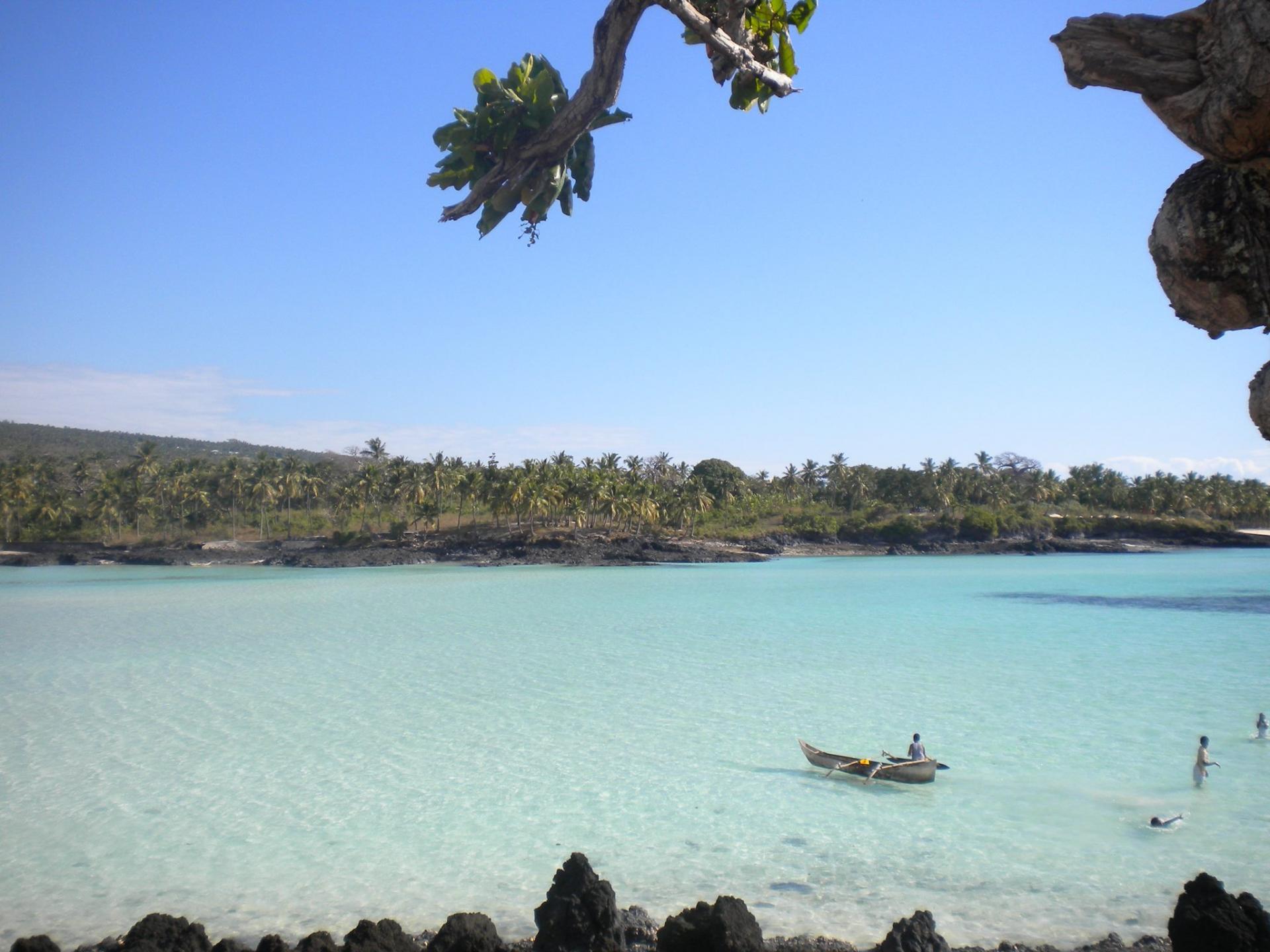 Un trait d'union entre la France et les Comores !